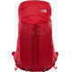 The North Face Banchee 65 Backpack Rage Red/High Risk Red